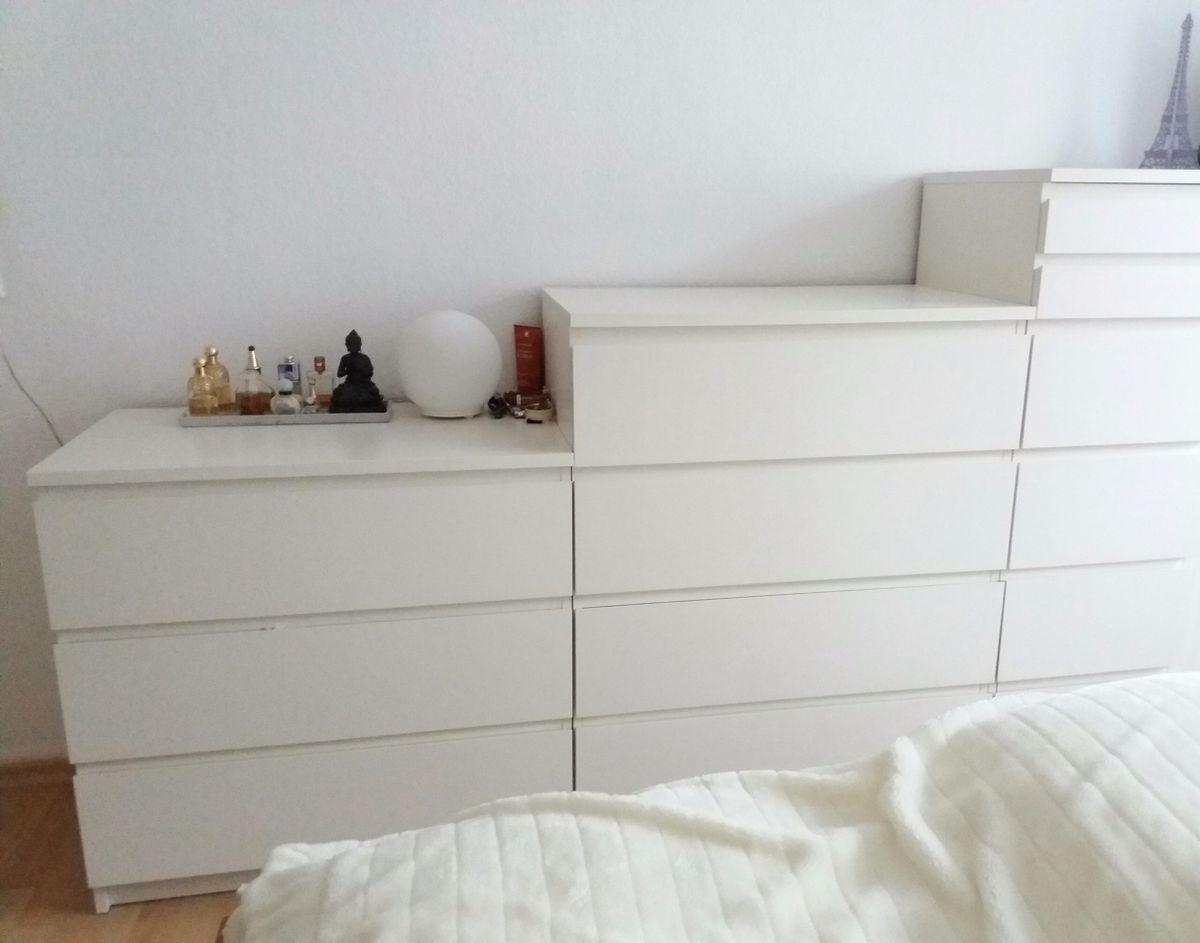 Kommode Ikea Weiß Malm