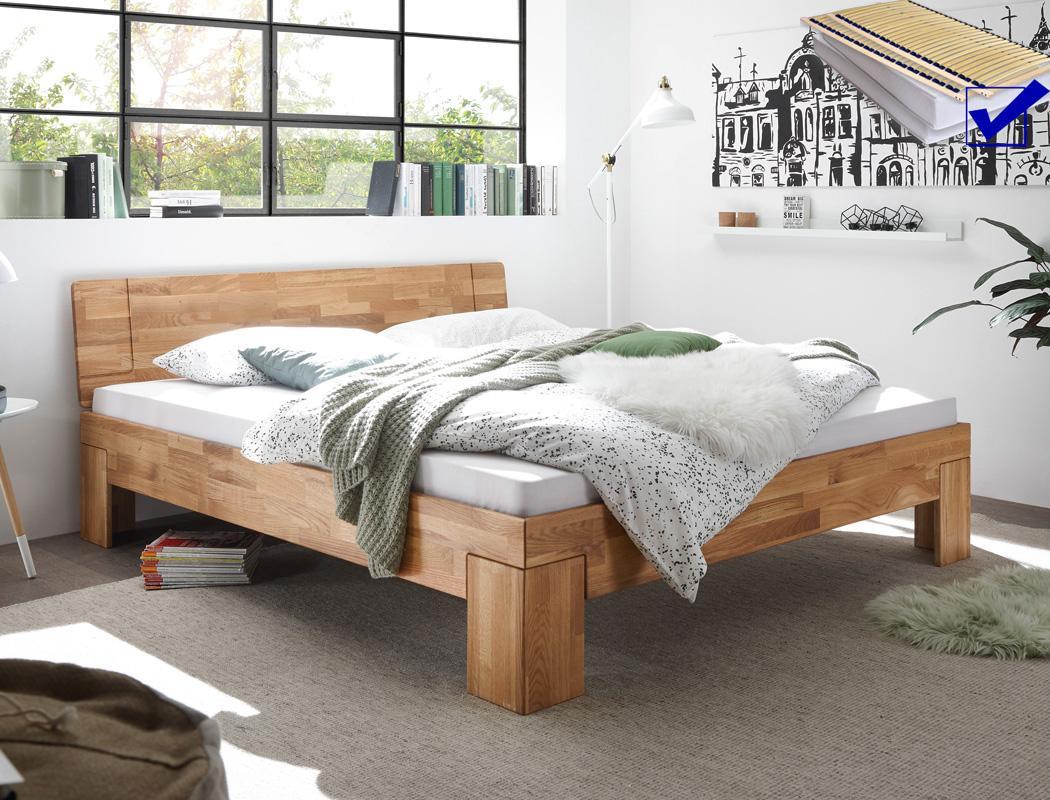 Komplett Schlafzimmer Wildeiche