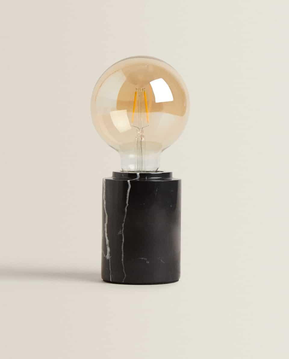Korallen Lampe Zara Home