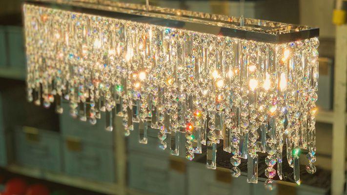 Kristall Lampen Fabrikverkauf