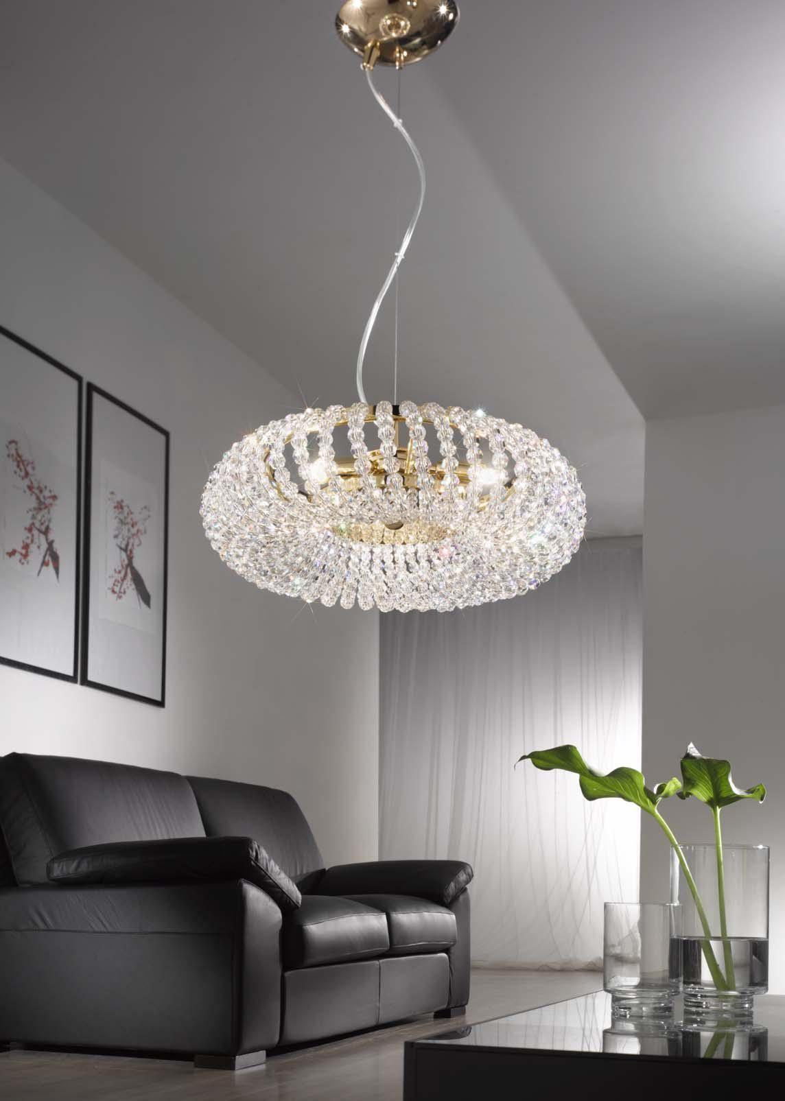 Kristall Lampen Swarovski Modern