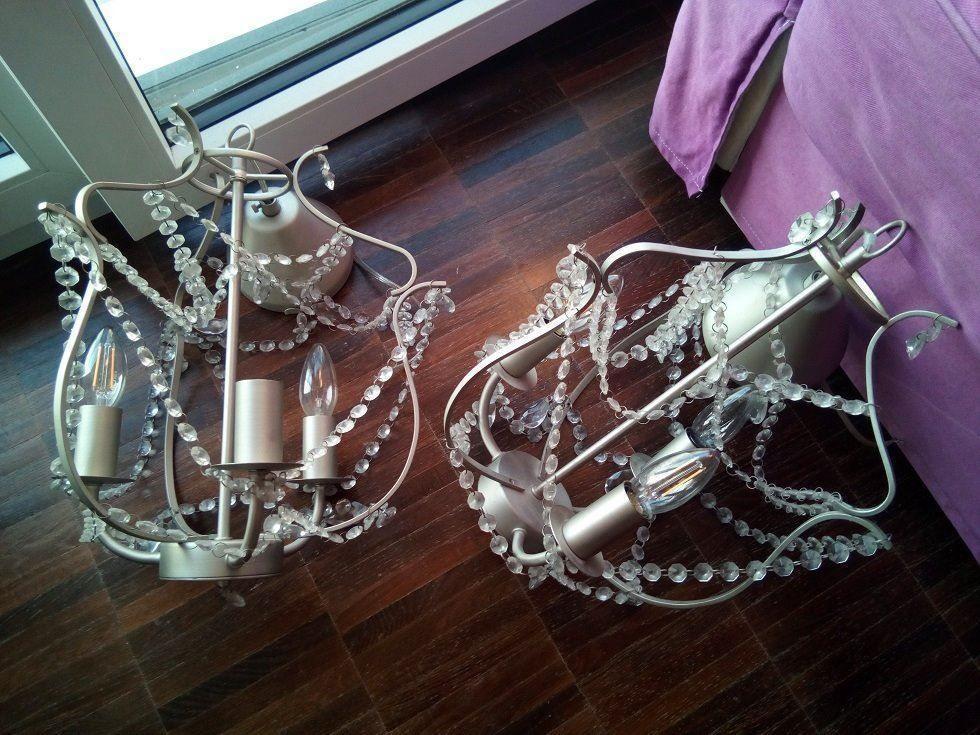 Kristaller Kronleuchter Ikea