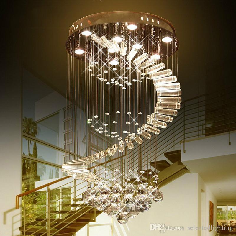 Kronleuchter Modern Treppenhaus