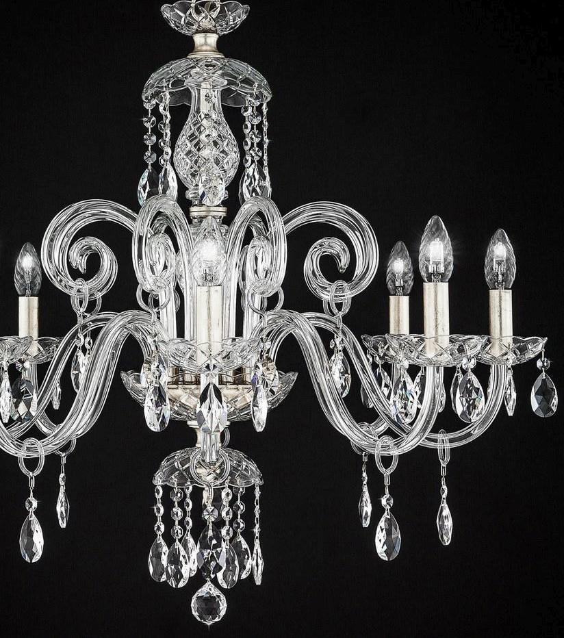 Kronleuchter Silber Modern