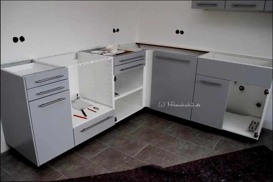 Küche Eckschrank Auszug Ikea