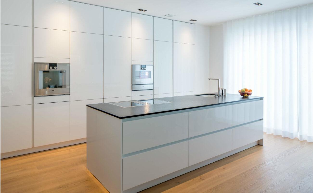 Küche Gardinen Dekorationsvorschläge Modern