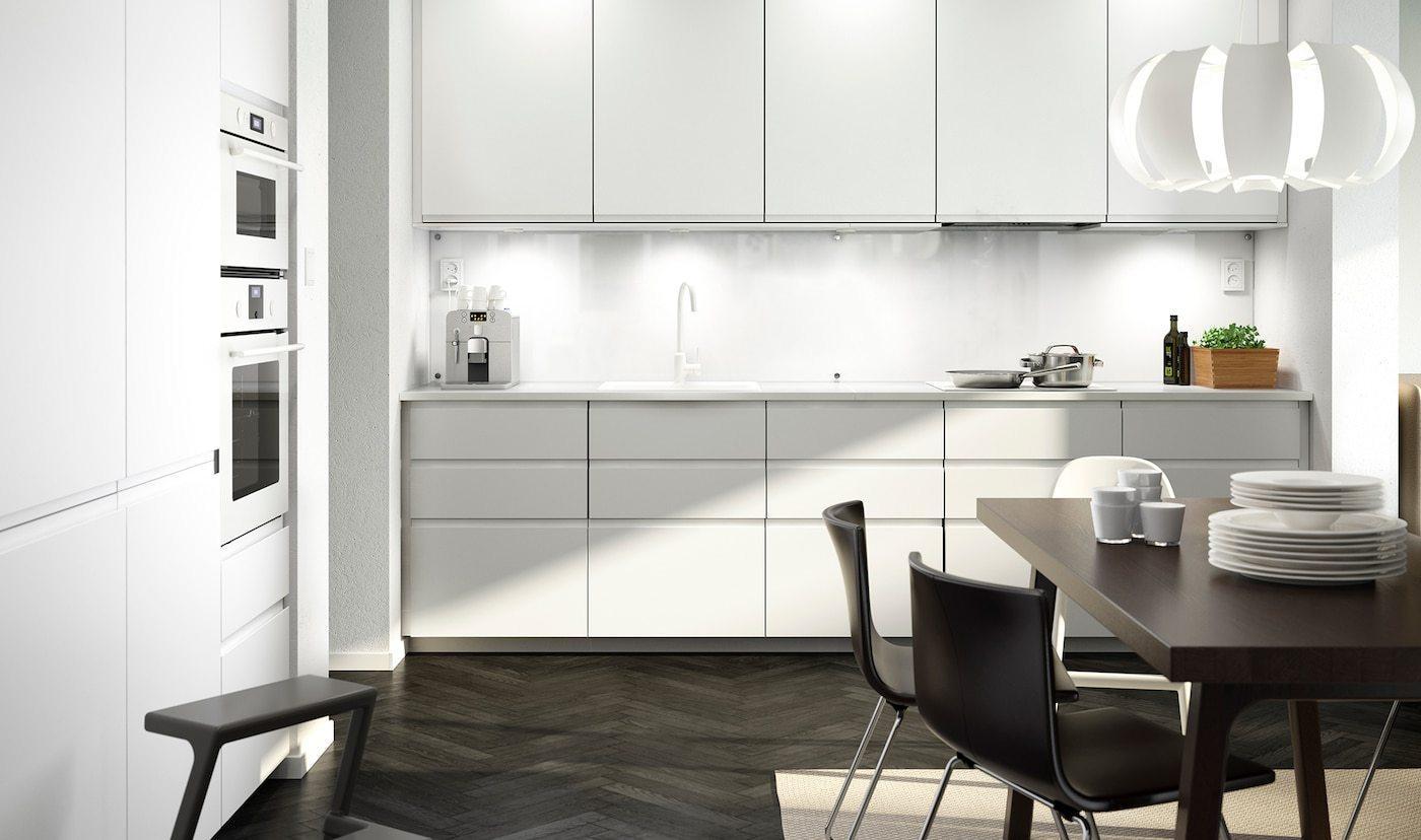 Küche Ikea Weiß