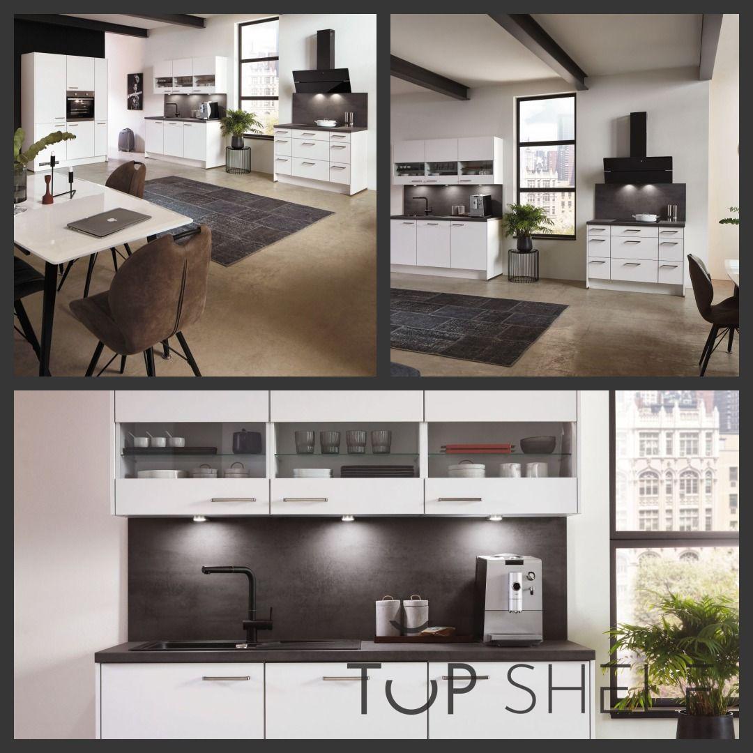 Küche Komplett Mit E Geräten