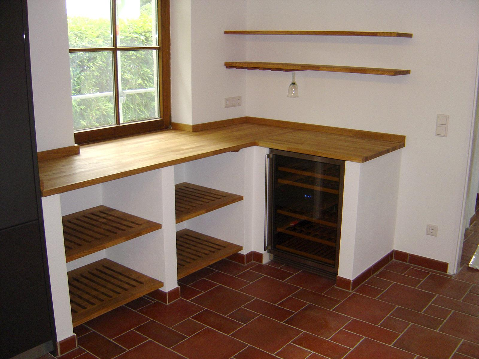 Küche Rustikal Selber Bauen