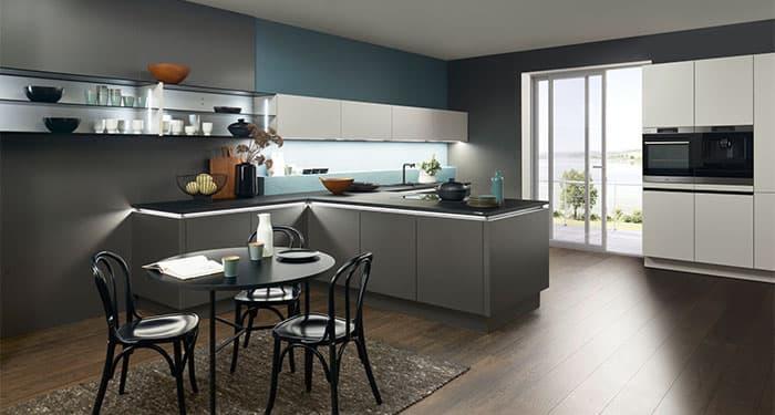 Küche Und Esszimmer Verbinden