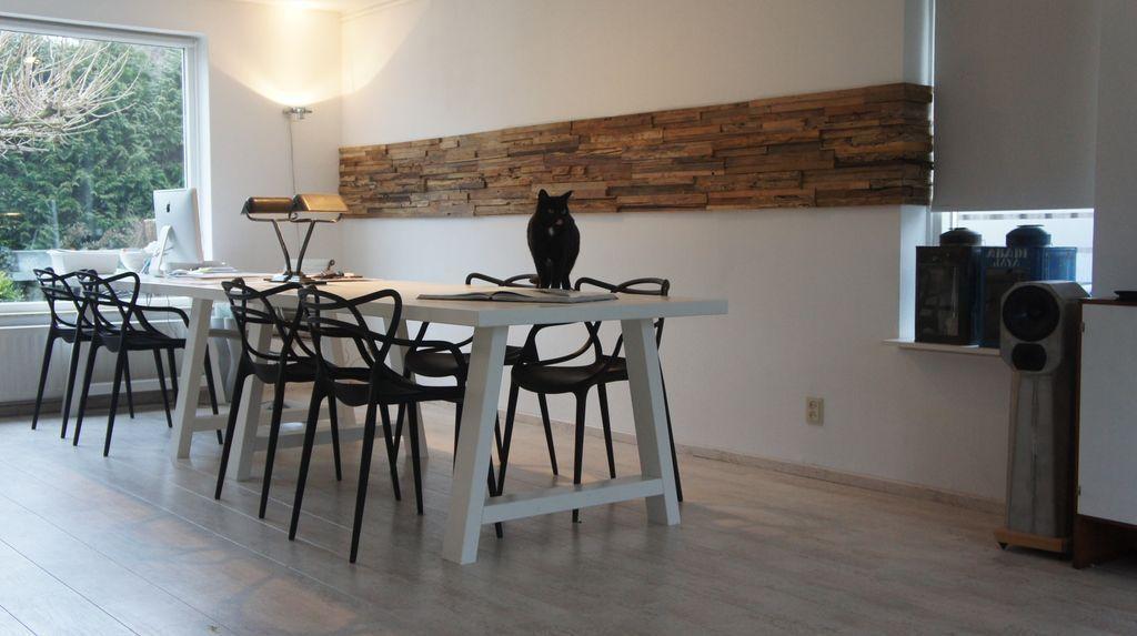 Küche Wandverkleidung Holz