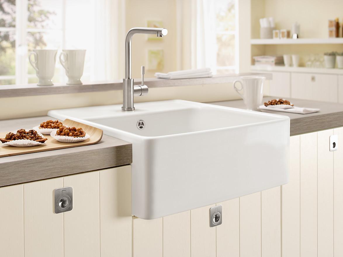 Küche Waschbecken Groß