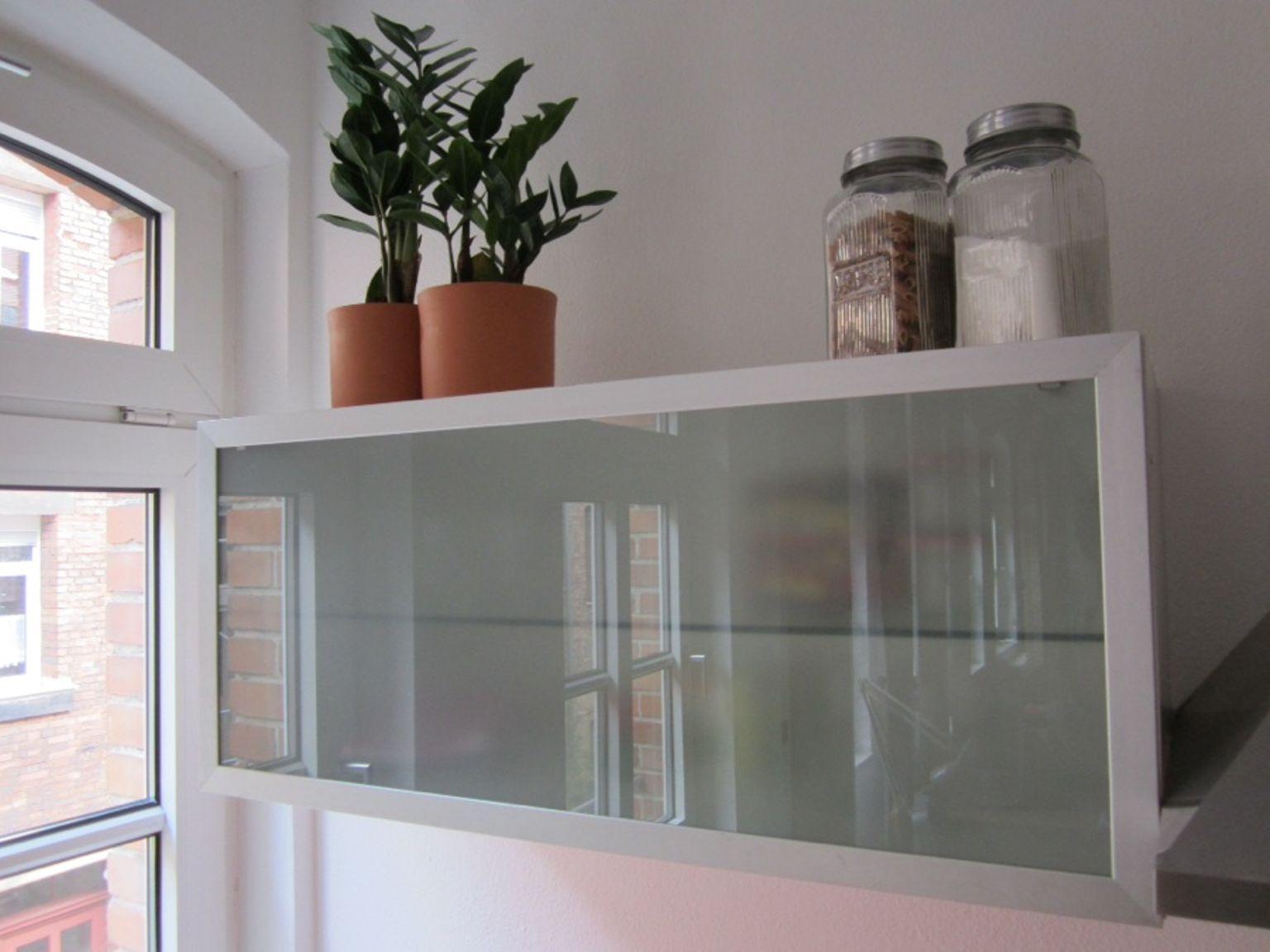 Küchen Hängeschrank Glas Ikea