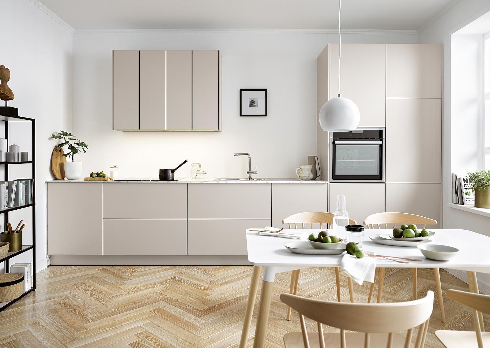 Küchen Ideen Mit Esstisch