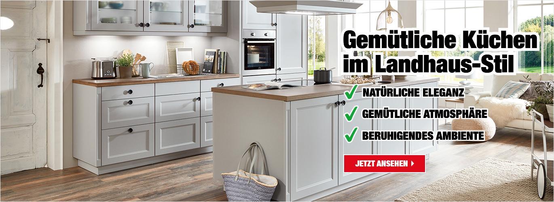 Küchen U Form Landhaus