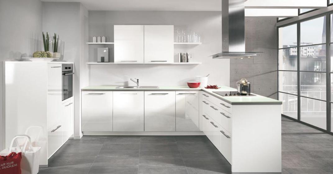 Küchen U Form Mit Fenster