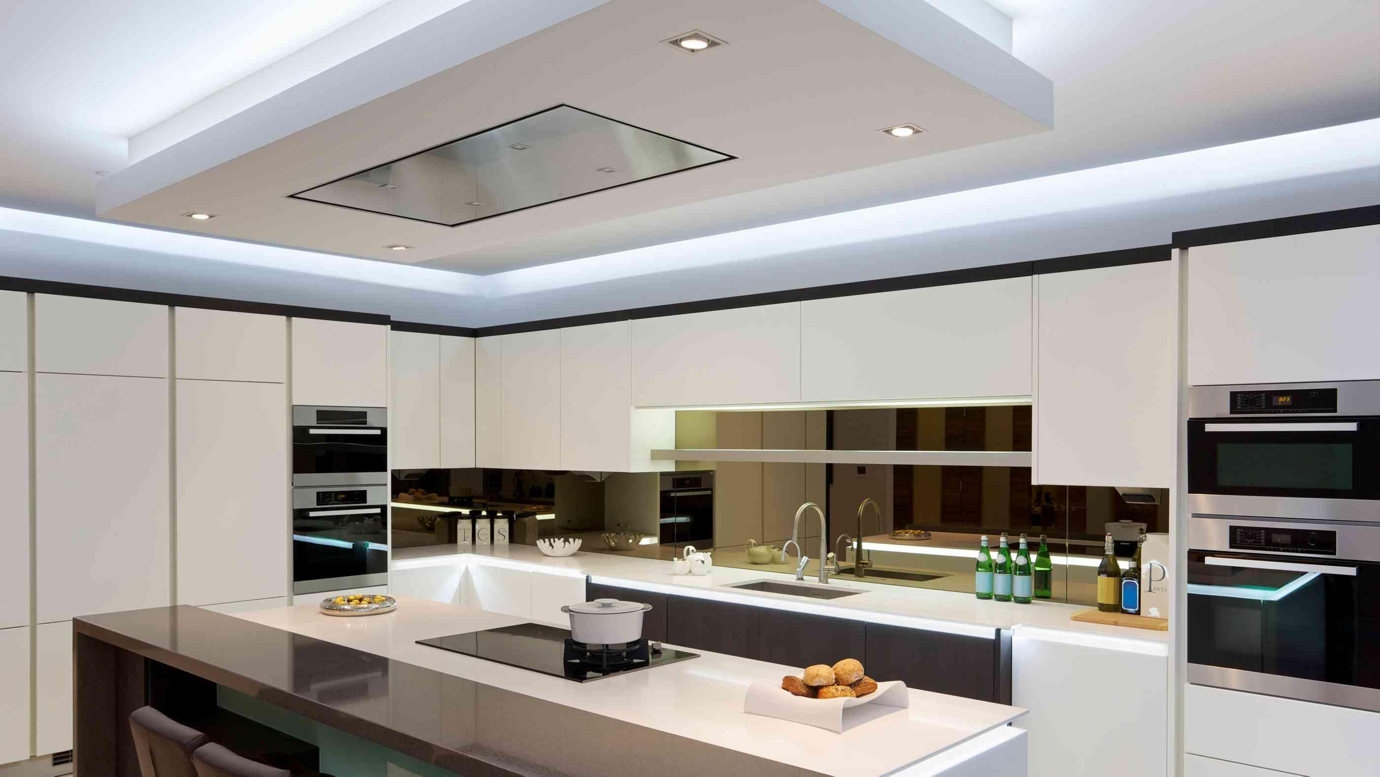 Küchen Unterschrank Beleuchtung