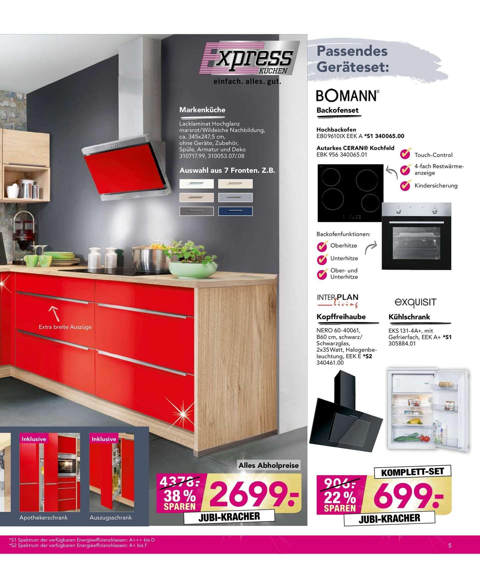 Küchen Von Möbel Boss