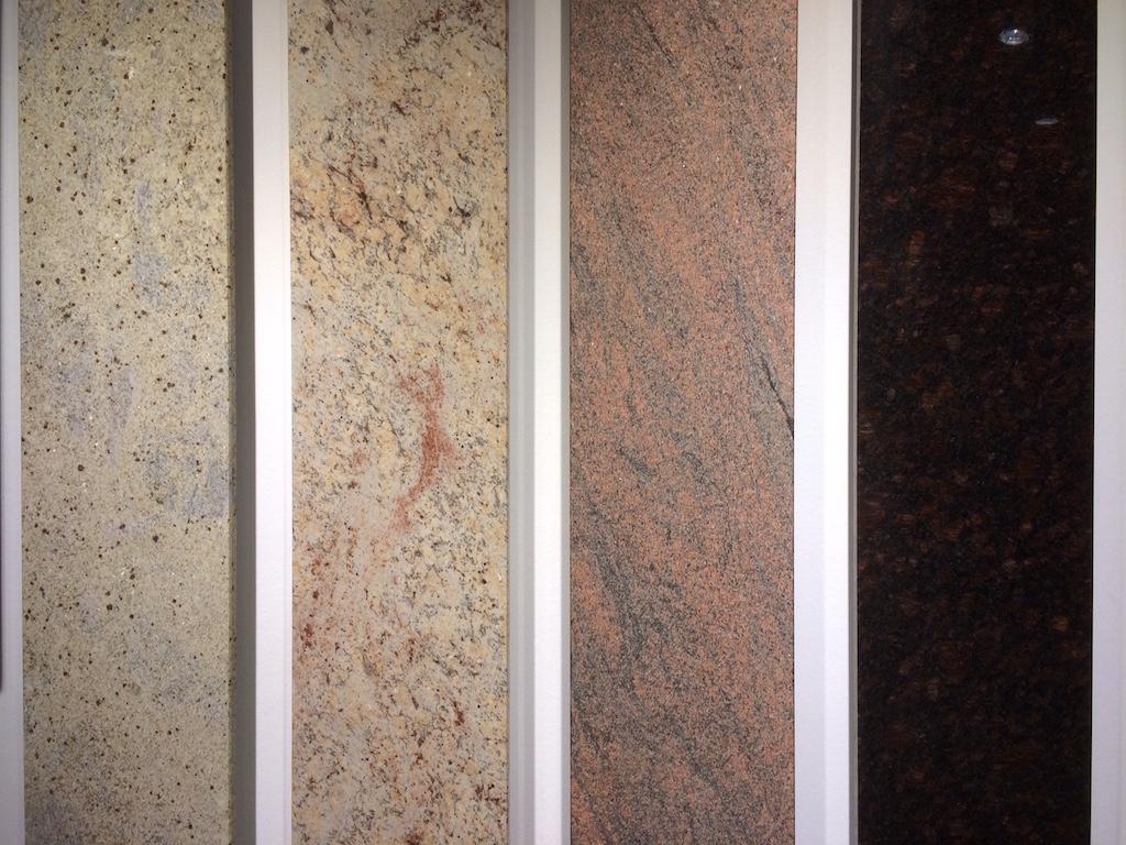 Küchenarbeitsplatte Granit Farben