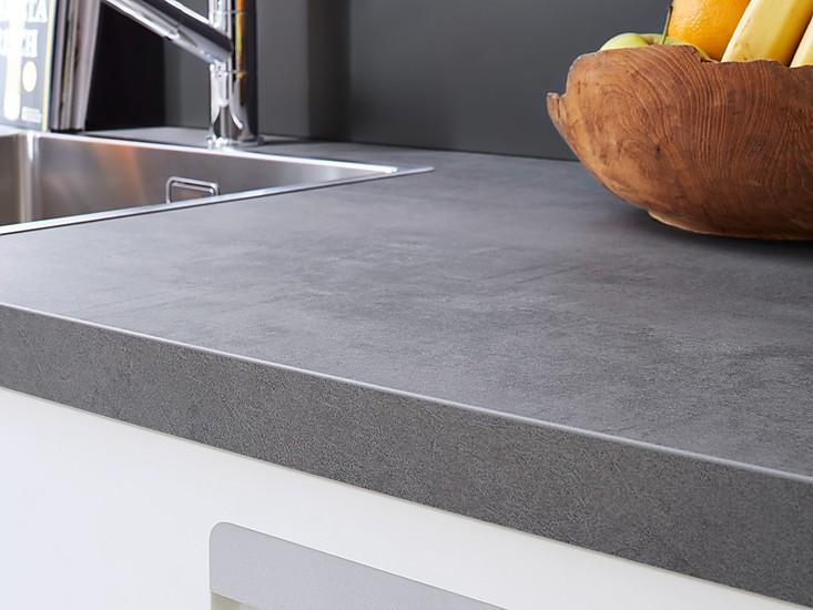 Küchenarbeitsplatte Granit Optik