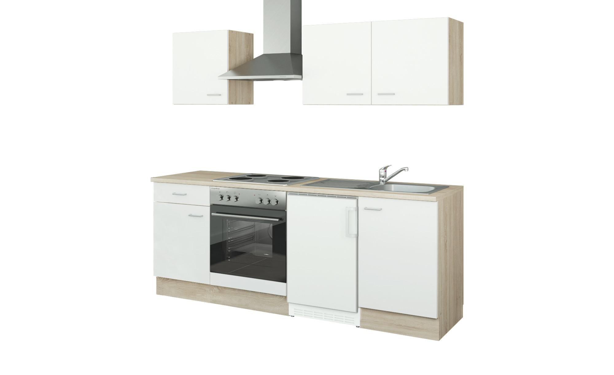 Küchenblock Mit E Geräten