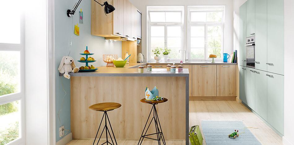 Kücheninsel Kleine Küche Mit Kochinsel