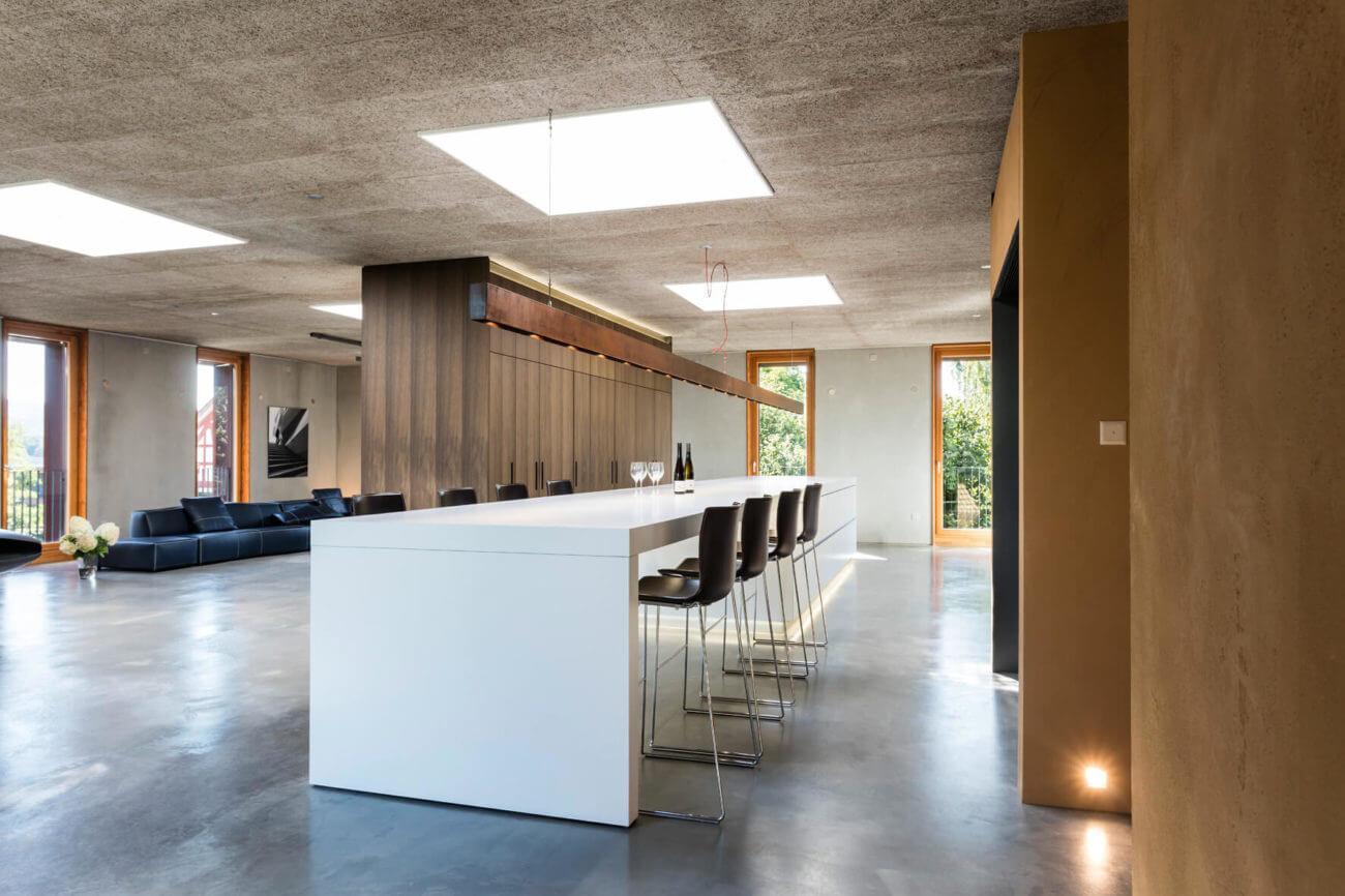 Kücheninsel Kleine Wohnung