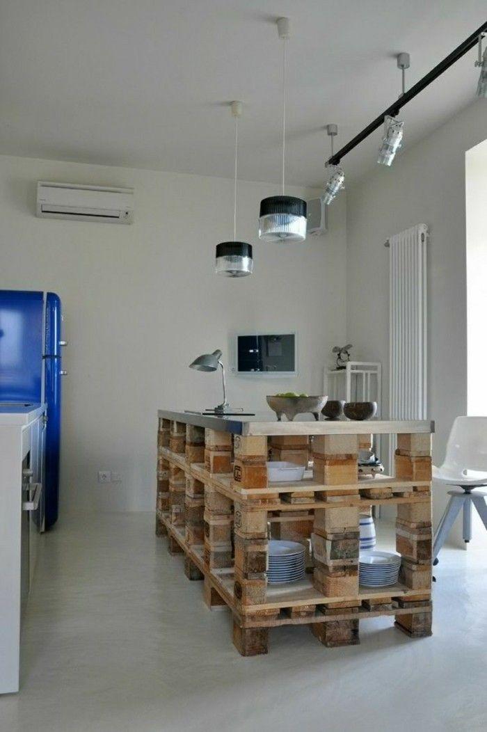 Küchenmöbel Aus Paletten