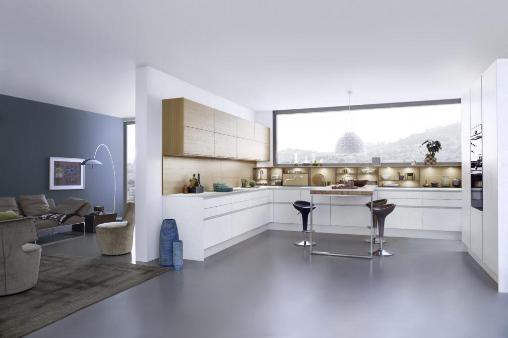 Küchenmodelle U Form