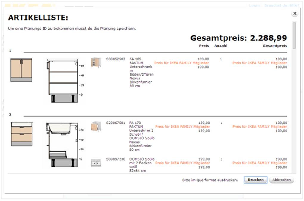 Küchenplaner Online Ikea