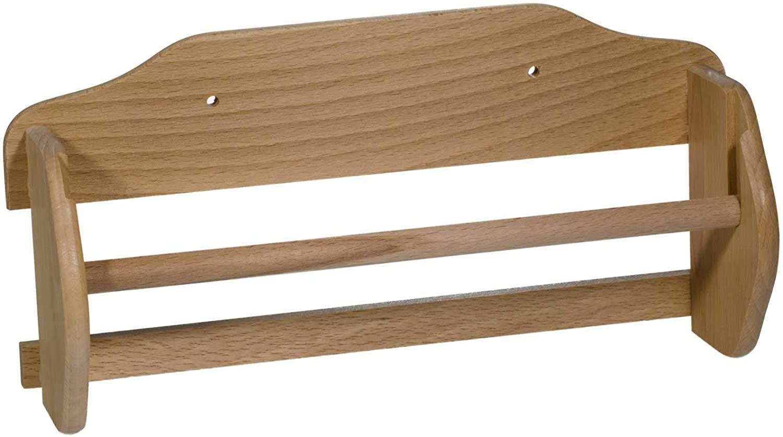 Küchenrollenhalter Holz Wandmontage