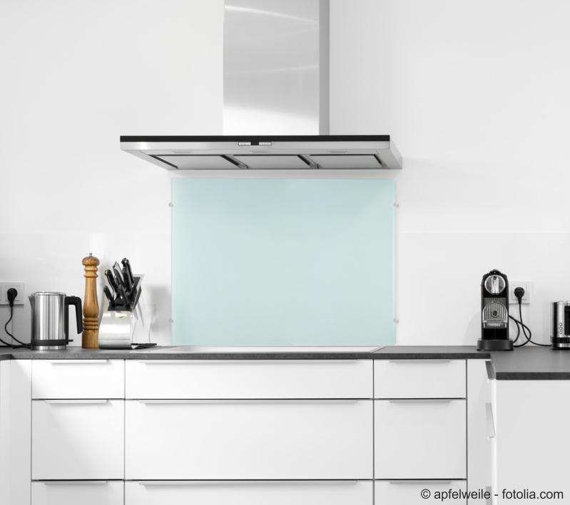Küchenrückwand Glas Bauhaus