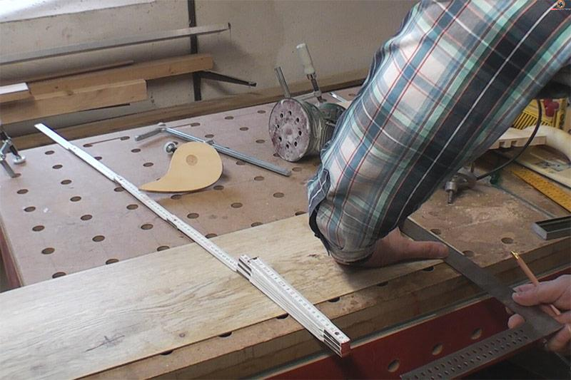 Küchenrückwand Holz Selber Machen