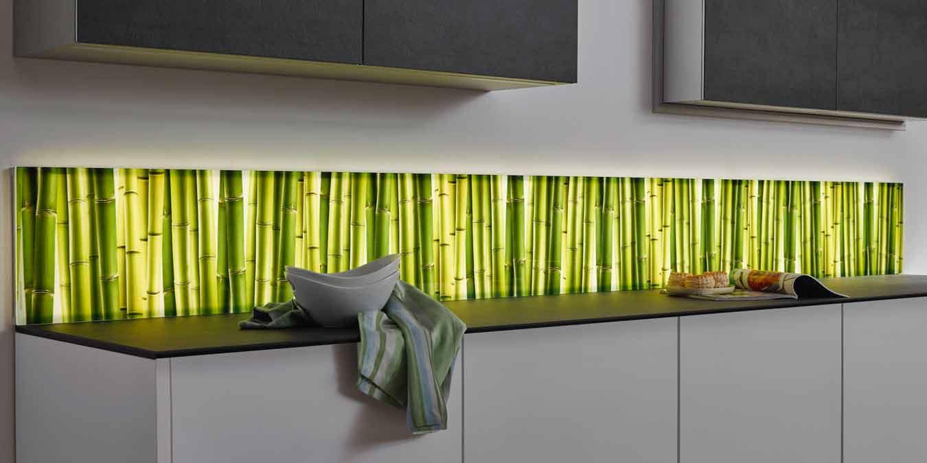 Küchenrückwand Kunststoff Motiv
