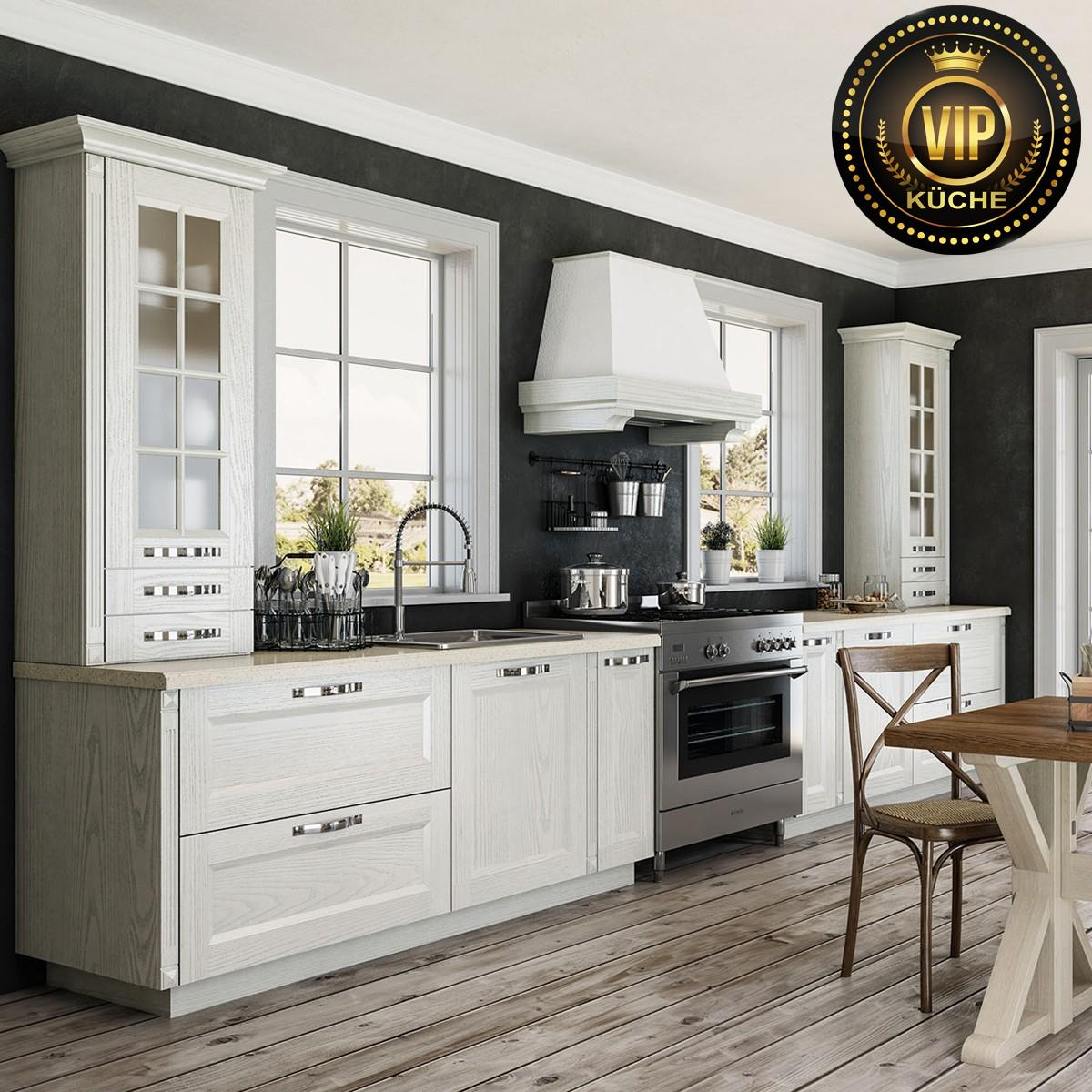 Küchenschrank Weiß Holz