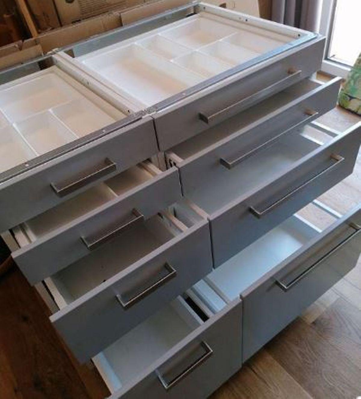 Küchenunterschrank Mit Schubladen Ikea