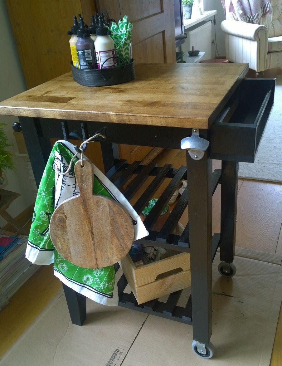 Küchenwagen Ikea Hack