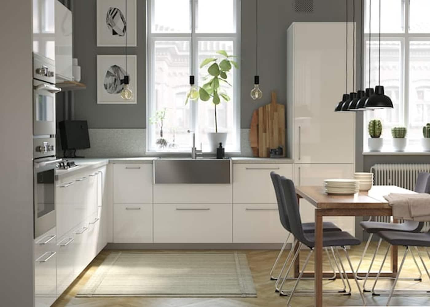 Küchenzeile Landhausstil Ikea