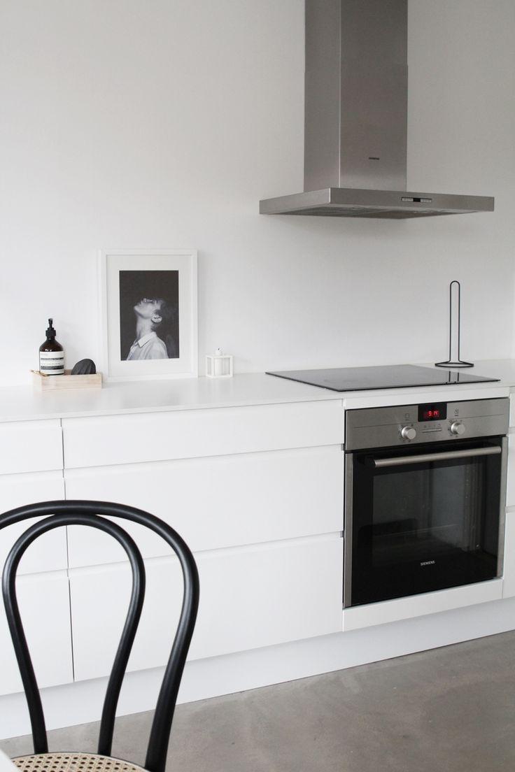 Küchenzeile Mit Elektrogeräten Ohne Hängeschränke