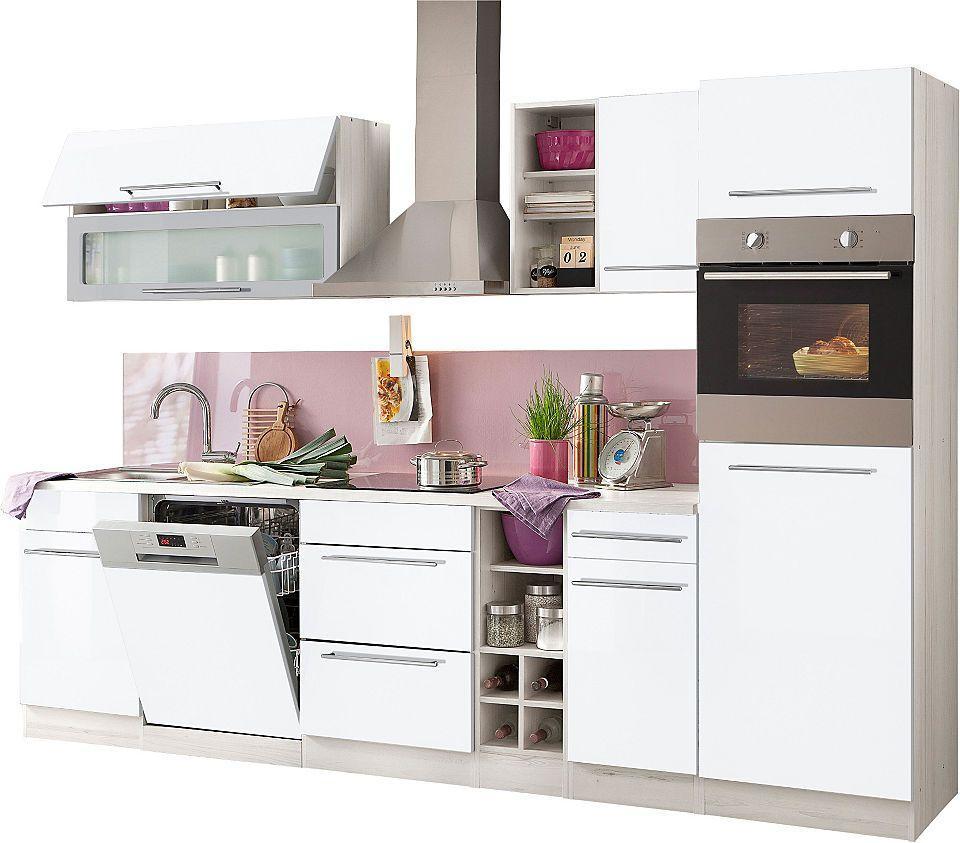 Küchenzeile Mit Elektrogeräten Ohne Kühlschrank
