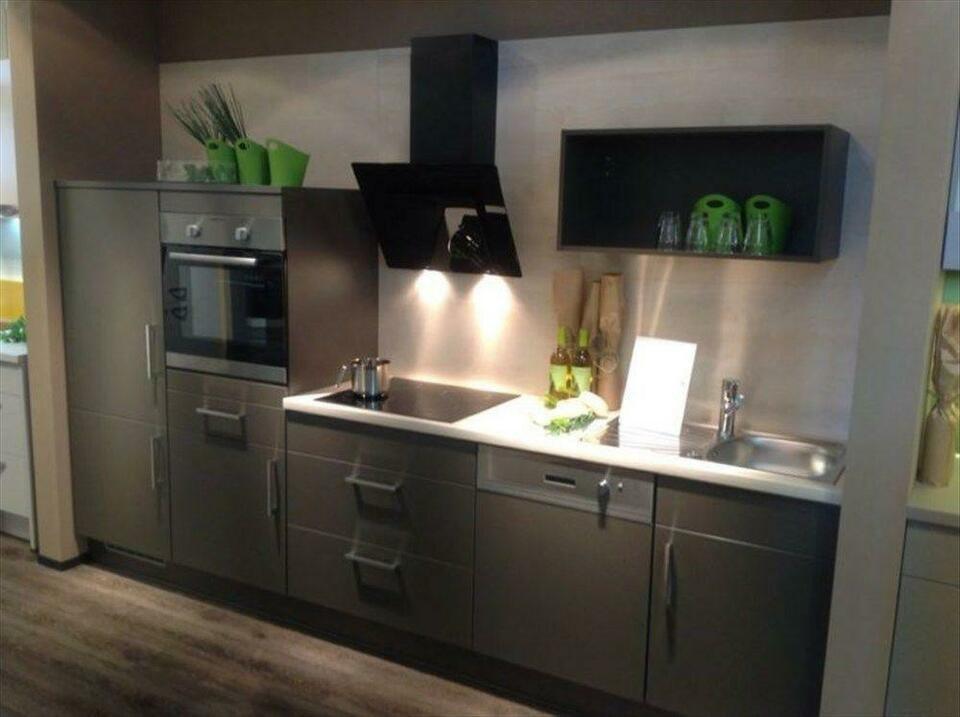 Küchenzeile Mit Geräten Günstig