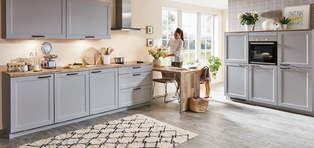 Küchenzeile Möbel Boss Küchen
