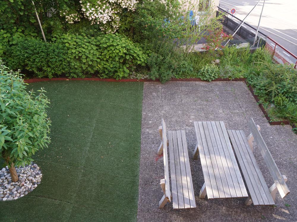 Kunstrasen Garten Nachteile
