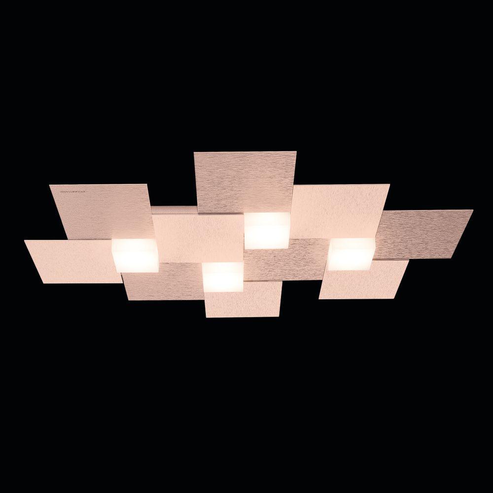 Kupfer Lampe Decke