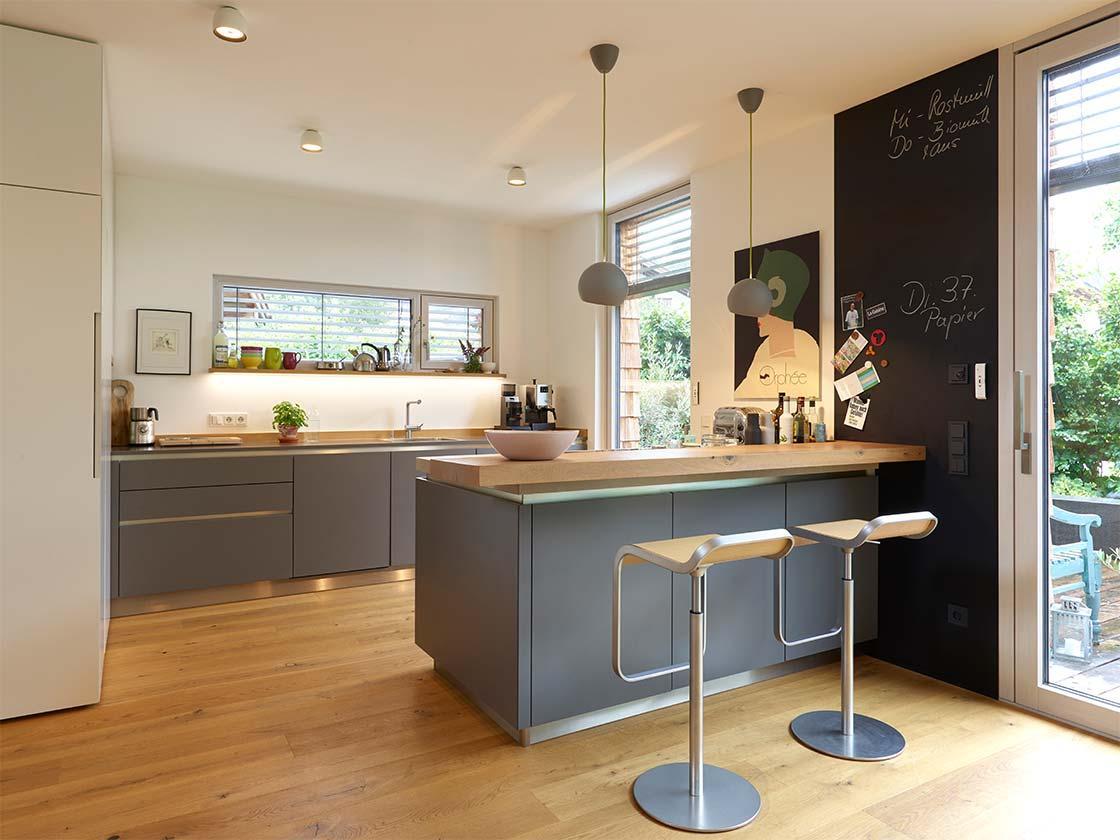 L Form Küche Mit Insel