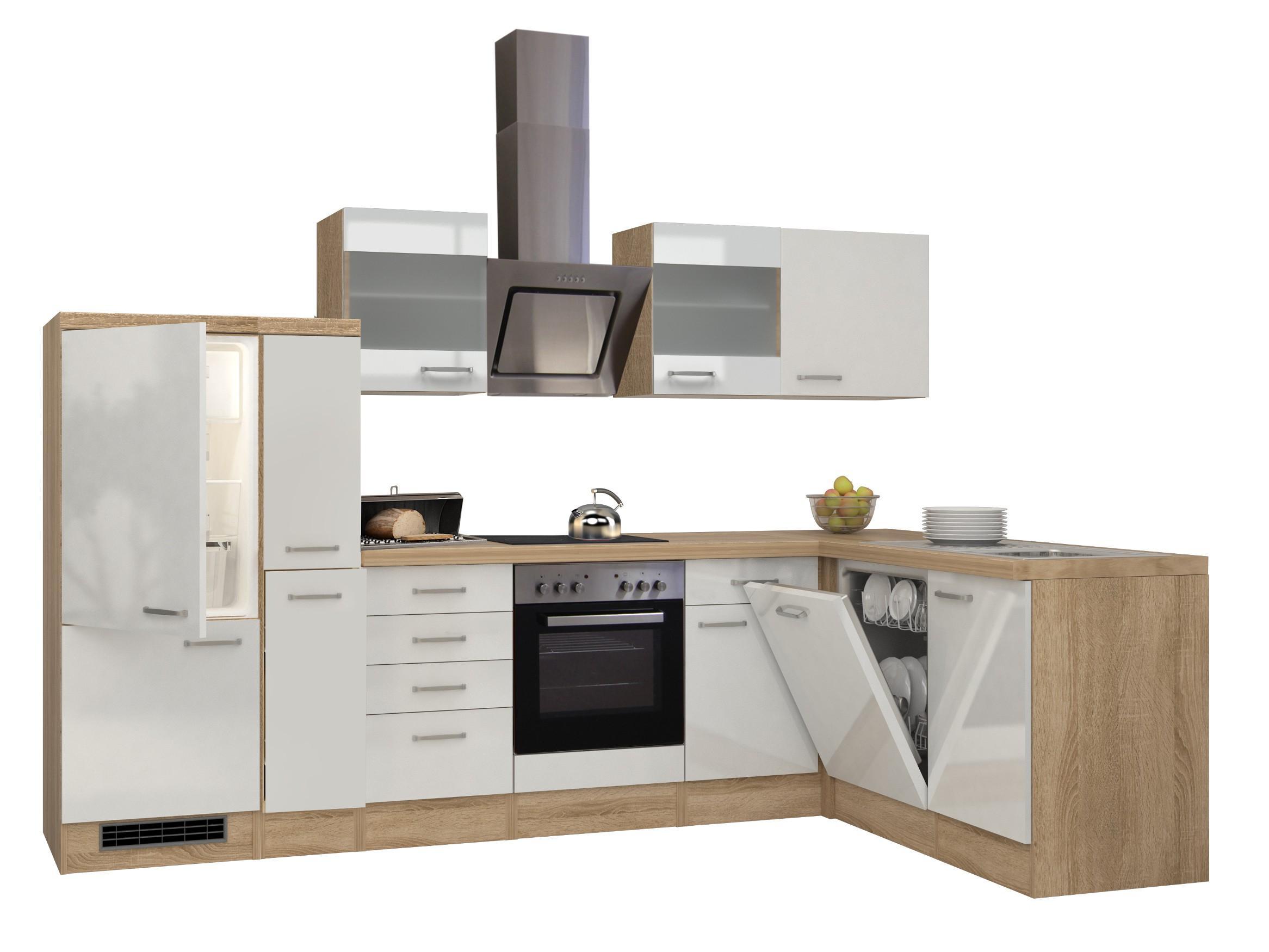 L Form Küchen Mit Elektrogeräten