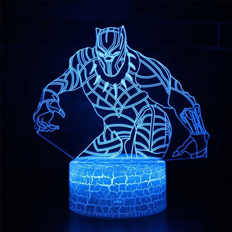 Lampe 3d Avengers
