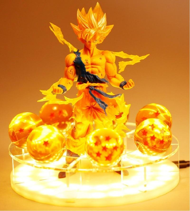 Lampe 3d Dragon Ball