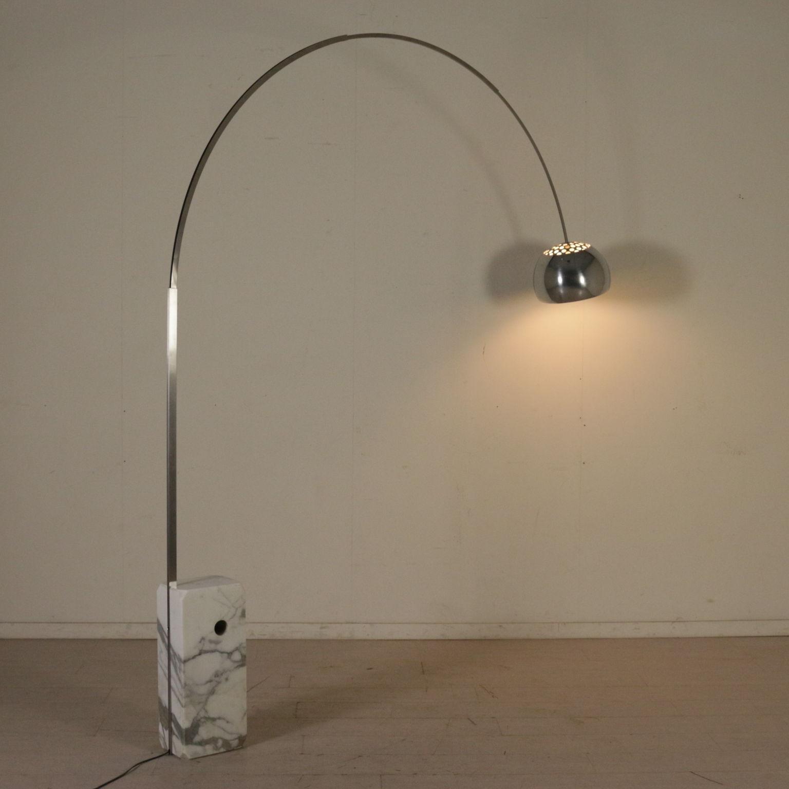 Lampe Arco Vintage