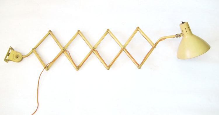 Lampe Bauhaus Design